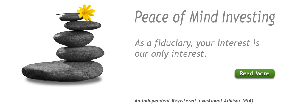 Peace of Mind Investing